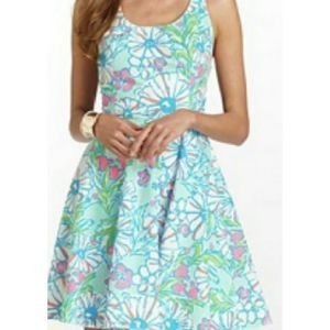 NWT Lilly Pulitzer Splish Splash Dress